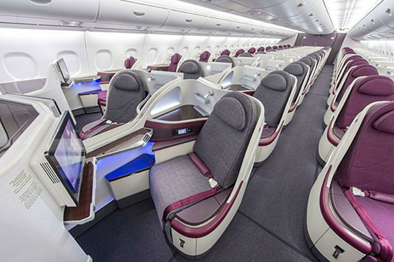 Fly business class from Asia to LA for $2000 and earn lots