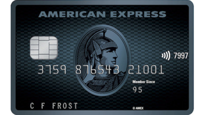 American express explorer card