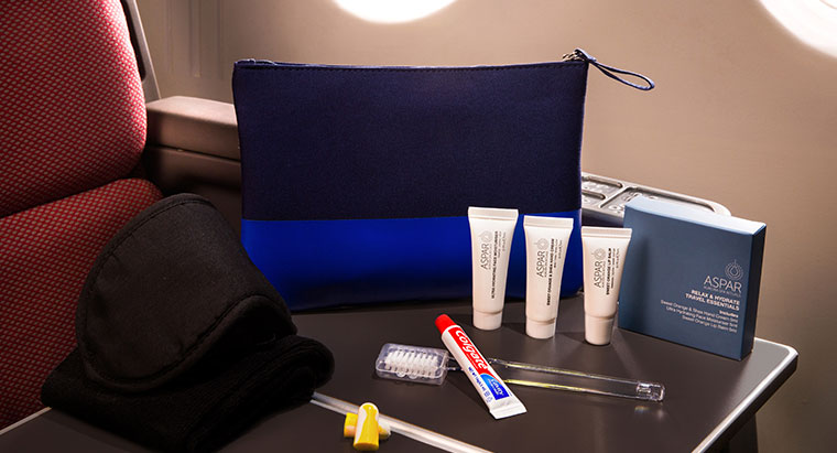 Men's amenity kit by Jack Spade