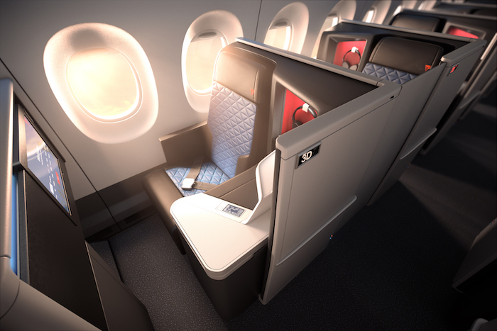 Delta's new business suite
