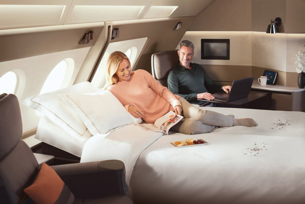 singapore first class suites