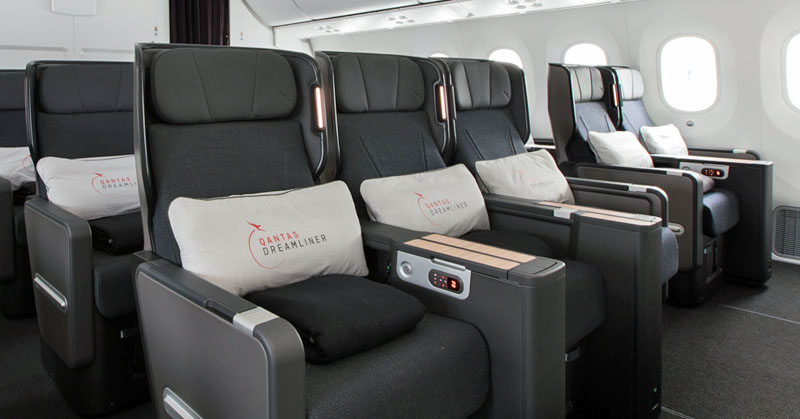 how to improve your seat on a qantas flight 80 hours before