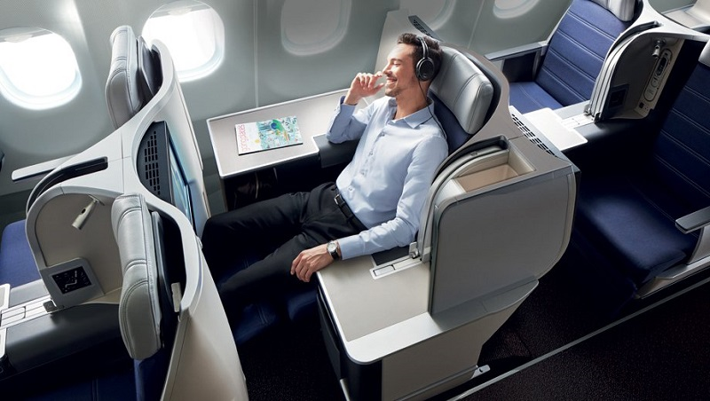 review malaysia airlines a350 business class the high life. Black Bedroom Furniture Sets. Home Design Ideas
